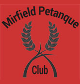 Mirfield Petanque Club